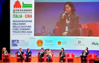 Global Tourism Economy Forum Celebrates Opening of China-Italy Year of Culture & Tourism-Pansy-Ho-TRAVELINDEX