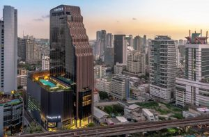 Open and Ahead of the Curve, the New Carlton Hotel Bangkok Sukhumvit