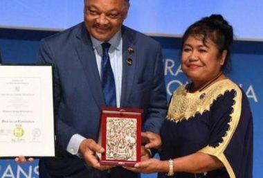 First Lady of Palau Debbie M. Remengesau as Keynote Speaker - TRAVELINDEX