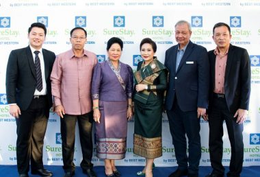 SureStay Hotel Group Celebrates the Grand Opening of First Hotel in Laos - TRAVELINDEX