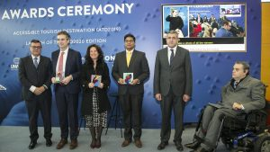UNWTO, International Recognition of Accessible Tourist Destinations