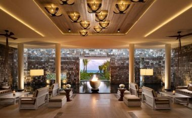 Anantara Iko Mauritius Resort and Villas Blends with Natural Surroundings - TRAVELINDEX