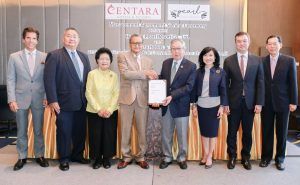 Centara and Hua Hin Pearl Sign HMA for Cha Am Resort