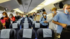 Does Airplane Air Spread Corona Virus?