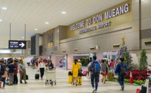 Don Mueang Airport in Bangkok Enhances COVID-19 Surveillance