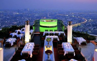 Lebua Distancing More from World's 50 Best Restaurants - TRAVELINDEX