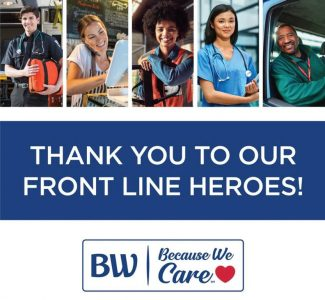 Best Western Hotels and Resorts Launched Support Campaign for Front Line Heroes - TRAVELINDEX