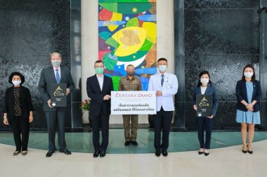 Centara Hotels Supports Medical Staff with Rooms and Meals - TRAVELINDEX