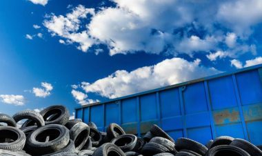 Michelin and Enviro Developing Technology to Transform Used Tires into Raw Materials - TRAVELINDEX - SUSTAINABLE FIRST