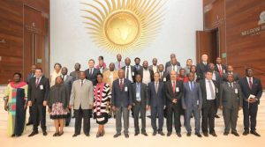 African Union Ministers Discuss Actions to Mitigate Devastating Impacts of COVID-19