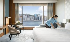 Shangri-La Hotels Welcome Guests Back with Enhanced Hygiene Protocols