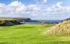 St Enodoc Golf Club with Ecological Management Plan for Biodiverse Landscape