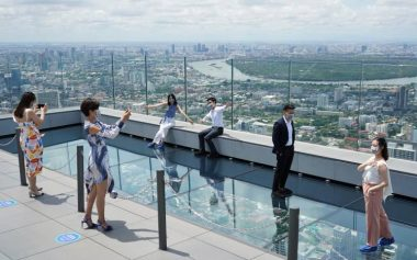 Thailand's Highest Rooftop and Observation Deck is Back - TRAVELINDEX