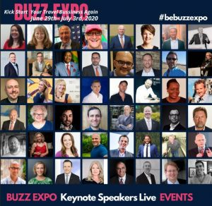We Raise the Curtain for the First BUZZ Digital Travel Expo