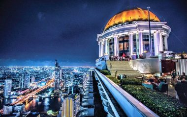 Lebua Bangkok Donates First Day Earnings to Charity - TRAVELINDEX