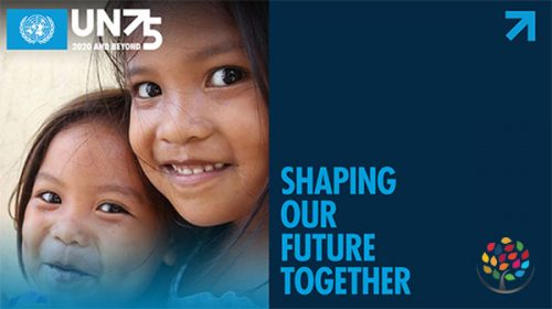 Sustainable First Joins Forces with the United Nations on its 75th Anniversary