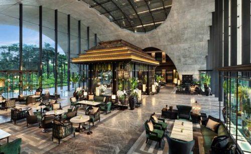 New Sindhorn Kempinski Hotel Opens Restaurants, Bar & Fitness Studios - TRAVELINDEX