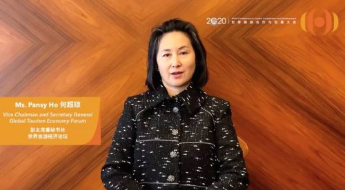 Pansy Ho Provides Recovery Recommendations for the Global Tourism Industry