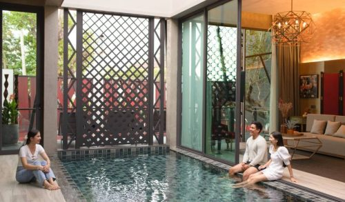 The Gems Mining Pool Villas Pattaya Sets Opening for November