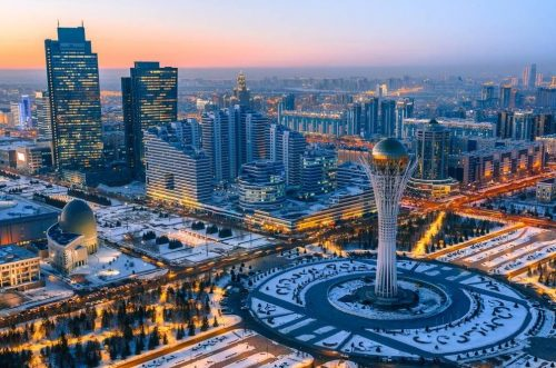 Astana Convention Bureau Joins Astana Invest LLP - TRAVELINDEX