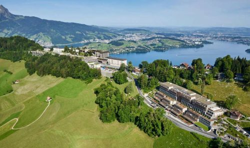 World Economic Forum Annual Meeting 2021 to Take Place in Lucerne-Bürgenstock