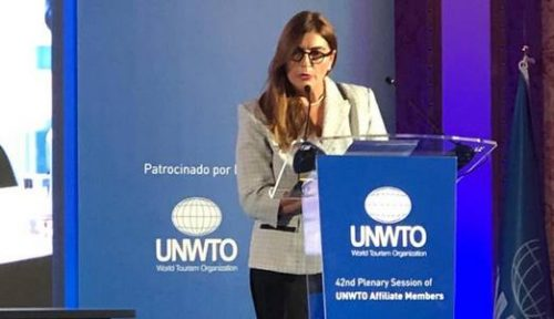 Skål International Participate at the UNWTO Affiliate Members Plenary Session
