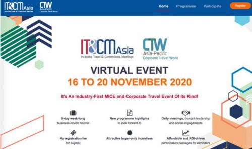Virtual IT&CM Asia, CTW APAC Debut with New Features