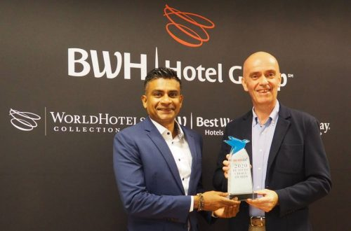 BWH Hotel Group Hits Six at Travel Weekly Asia 2020 Readers Choice Awards