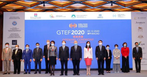 Global Tourism Economy Forum Macao 2020 Unveiled