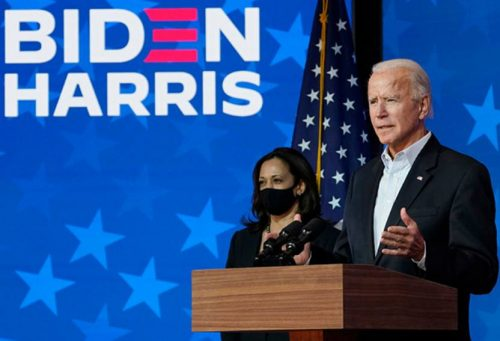 WTTC Welcomes President Biden, VP Harris and New Administration
