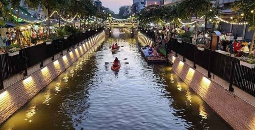 Bangkok Wins Asian Townscape Awards for Klong Ong Ang Renovation Project