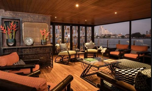Journey to Mindfulness by Loy Pela Voyages on Bangkok's Chao Phraya River - TRAVELINDEX