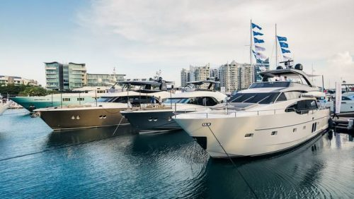 Singapore Yacht Show Postponed, Again