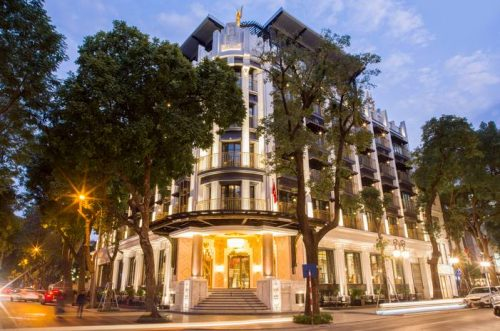 Capella Hanoi Opens its Doors in the Capital's Old Quarter - TRAVELINDEX - TOP25HOTELS