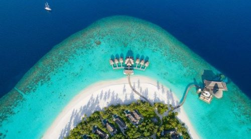 Escape to the Best of Maldives at Anantara Kihavah Villas
