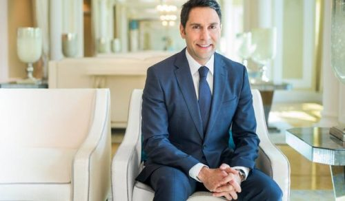 Haitham Mattar Joins IHG Hotels as Managing Director of IMEA Region