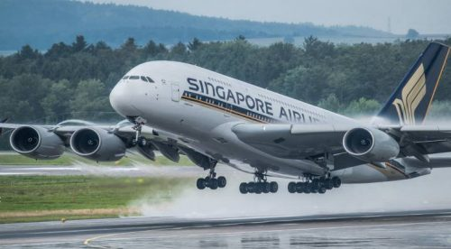 Singapore Accepts IATA Travel Pass