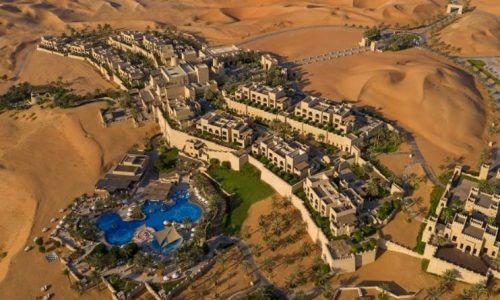 Sustainability Gets a Boost at Qasr Al Sarab Desert Resort by Anantara