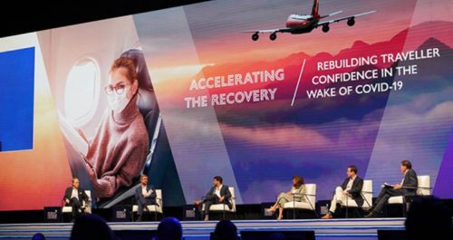 Tourism Leaders Uniting to Restart Safe Travel at WTTC Global Summit