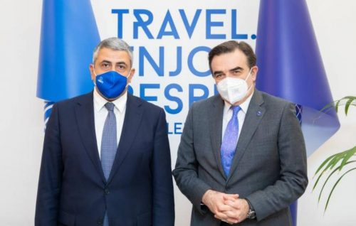 UNWTO Welcomes EU Support to Lead the Way in Tourism's Restart