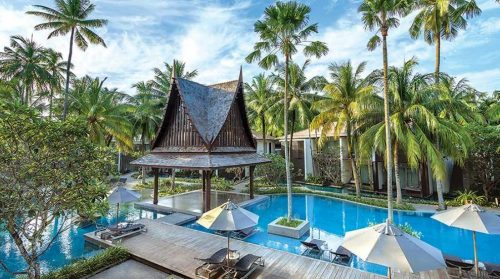 Luxury Resort Twinpalms Phuket Nominated for Top 25 Hotels in the World