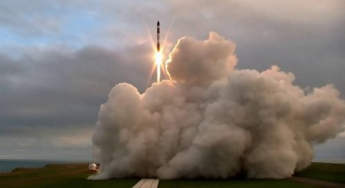 Rocket Lab Experiences Anomaly During Launch