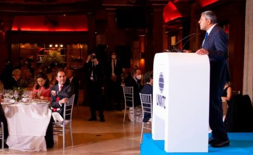 UNWTO Hosts Tourism Leaders in Madrid