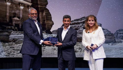 WTTC's Annual Global Summit Awards Recognise Leadership