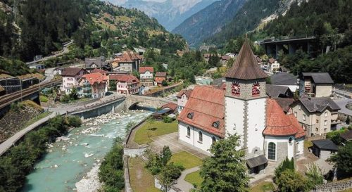 Tourism Industry Summit to Take Place in Andermatt this November