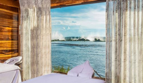 A Holistic Wellness Retreat on the Banks of the Zambezi River