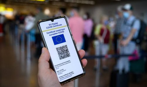 WTTC Welcomes Launch of EU Digital COVID Certificate - TRAVELINDEX - TRAVEL AND TOURISM FOUNDATION