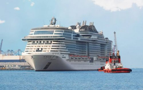 MSC Cruises to Expand Saudi Arabia Programme