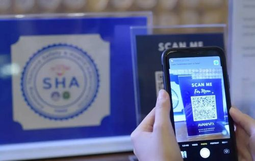 Thailand Trusted SHA Certified On Par with WTTC Safe Travel Stamp