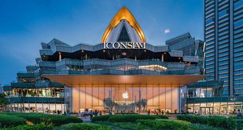 Bangkok Iconic Shopping Centers Reopen